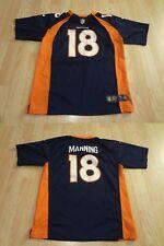 Youth Denver Broncos Peyton Manning L (14/16) Nike Jersey (Navy) Jersey