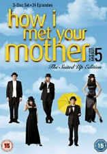 HOW I MET YOUR MOTHER - SEASON 5 - DVD - REGION 2 UK