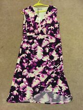 Size 14 Planet Pink and Black Dress BNWT