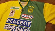 Maglia shirt  J.S.K 1946 Jeunesse Sportive de Kabylie Ligue 1 Algerie Match Worn