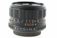 Yashica Kamera-Objektive mit M42 Anschlussart
