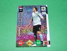STOJKOVIC SERBIE PANINI FOOTBALL CARD FIFA WORLD CUP 2010  ADRENALYN XL