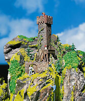 FALLER Castle Tower Ruins Model Kit I HO Gauge 130285