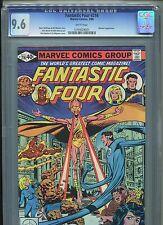 Fantastic Four #216 CGC 9.6 (1980) Blastaar John Byrne White Pages
