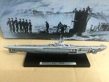 Atlas 1/350 Diecast Battleship WWII NAZI German submarine Type VIIB U-Boat U-47