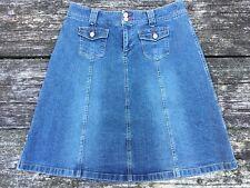 Style & Co Women's Denim Skirt Size 10
