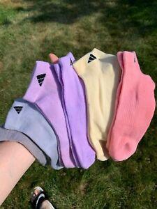 Adult Custom Dyed Adidas Crew Socks Six Pack