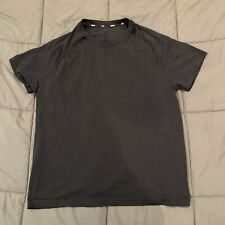 Men's Rhone Tech Short Sleeve T Shirt L Large NICE !!