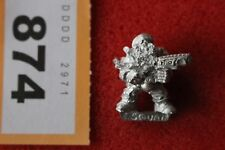 Games Workshop Warhammer 40k Squats Gavos Iron Claw Rogue Trader Laspistol Mint