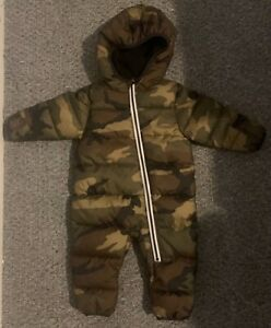 0-6 months baby pram suit all in one Michael Kors