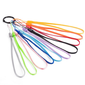 Hand Wrist Strap Lanyard for USB Flash Drive 10 Pack 10 Colors