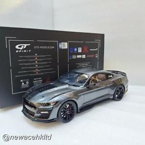 2020 Ford Shelby GT500 Magnetic Grey GT SPIRIT MODEL 1/12 #GT814