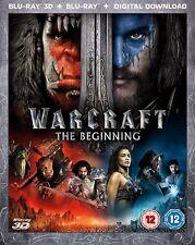 Warcraft: The Beginning 3D (Blu-ray 3D)