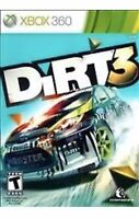 DiRT 3 Xbox 360 Game Xbox One/series X Compatible Off-road Mud Racing