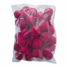 "Magic Trick | 1.5"" Super Soft Sponge Balls (Red) Bag of 50 from Magic by Gosh"
