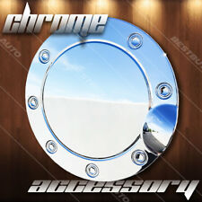 For 2015-2018 Ford F-150 Chrome Gas Door Cover