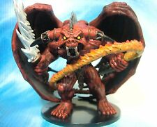 Dungeons & Dragons Miniature  Balor Legendary Evils Demon Lord !!  s114