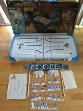 Vtg COLECO Pro-Stars Table Hockey Game w Box HOWE SANDERSON BELIVEAU MAGNUSON