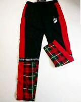 Men Rich Star trackpants size LARGE 100%AUTHENTIC multicolor RARE 1OF1 nice new