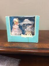 1976 Mattel ROSEBUD DOLL + STROLLER SET # 9787 Lavender Lace Rose ~ NEW in BOX