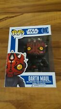 Star Wars Darth Maul Funko POP! Vinyl Figure - #09 - Shipped in a box...Fast
