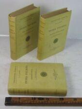 STORIA D'EUROPA H. A. L. FISHER 3 VOL. I, II, II - LATERZA 1948