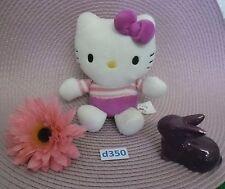 doudou peluche hello kitty 14 cm NEUF