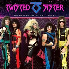 The Best Of The Atlantic Years - Twisted Sister CD Sealed ! New !