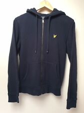 Mens Lyle and Scott Zip Up Hoodie Small