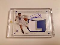 2016-17 National Treasures JAMAL MURRAY AUTO RC #'d/99 3 COLOR PATCH NUGGETS RPA