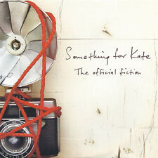 Something for Kate - The Official Fiction (2014)  Deluxe 2CD  NEW  SPEEDYPOST
