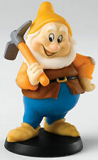Disney Cheerful Dwarf Happy Seven Dwarfs Figurine NEW  19894