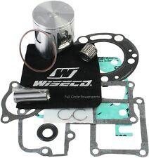 Gaskets CR125 2004 *STD//54mm* Top End Rebuild Kit Wiseco Piston//Bearing