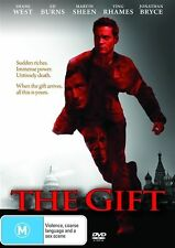 THE GIFT DVD * Shane West Ed Burns Martin Sheen Ving Rhames * (NEW & SEALED) R4