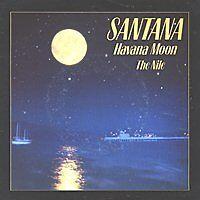CARLOS SANTANA Havana moon FR Press SP