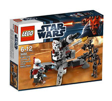 LEGO Star Wars Elite Clone Trooper & Commando Droid Battle Pack (9488) new