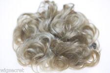 Golden Blonde Highlight Pale Blonde Blonde Short Wavy Scrunchie Acce Hair Pieces
