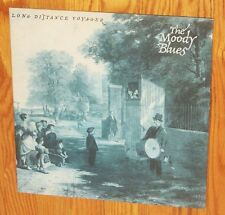 VINYL LP Moody Blues - Long Distance Voyager / STERLING