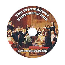 The Westminster Confession of Faith, MP3 AudioBook 1 CD