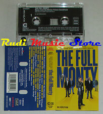 MC THE FULL MONTY OST 1997 eu TOM JONES DONNA SUMMER IRENE CARA cd lp dvd vhs