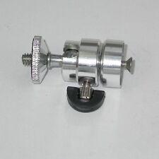 TESTA cavalletto fotografica a sfera custom standard da 1/4'' leggero - ID 3966