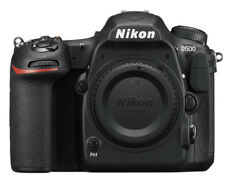 171117  Nikon D500 Body, 20.9 MP SLR-Digitalkamera,  vom Fachhändler!