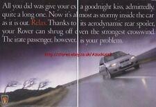 Rover Cars Automobilia Advertising Collectables