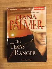 The Texas Ranger by Diana Palmer (2011, CD, Unabridged)