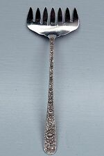 S Kirk & Son Sterling Silver Repousse Bacon Fork - SL