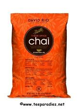 """David Rio Chai Latte """"Tiger Spice Chai"""" 1814 g. Nachfüllbeutel große Tüte GASTRO"""