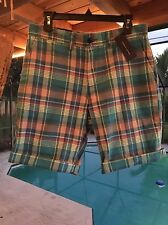 TOMMY HILFIGER Size 30 Men's shorts Classic Fit Summer Bas 223 casual Ret. $65