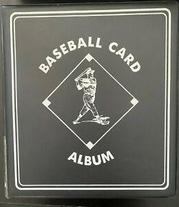 2000 Topps Baseball complete set in binder
