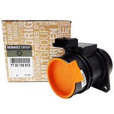 ORIGINAL medidor de flujo de aire RENAULT 7700109812 CLIO MEGANE Scenic 1.9 dCi
