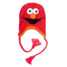 Official Sesame Street - Elmo - Laplander Beanie Hat